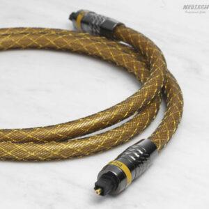 Цифровые оптические кабели Toslink