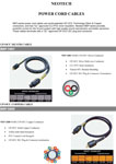 NeoTech Power Cord Cables